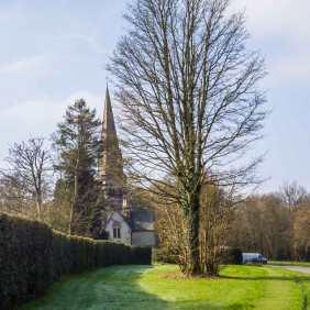 St Barnabas Church, Ranmore