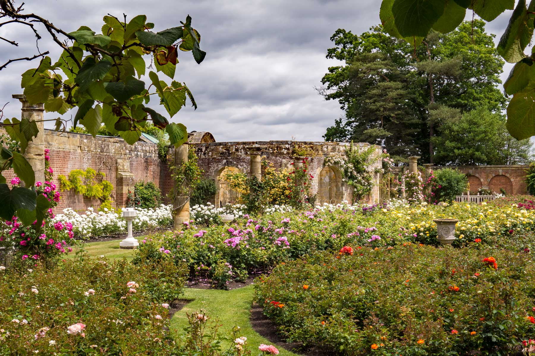 Hever Castle & gardens – Things Change