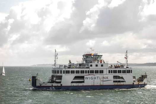 The other ferry