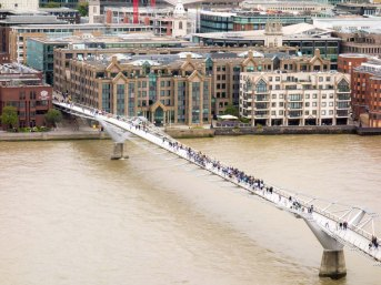 View from Tate Modern 2