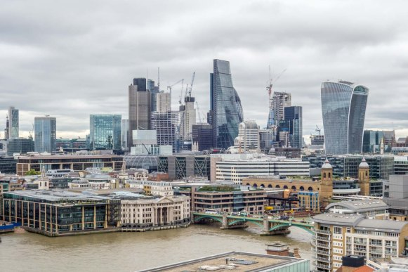 View from Tate Modern 3