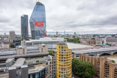 View from Tate Modern 5