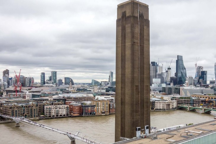 View from Tate Modern 6