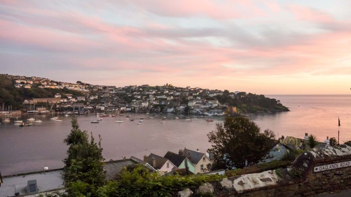 Cornwall Oct2017_0147 Fowey at night