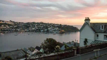 Cornwall Oct2017_0149 Fowey at night