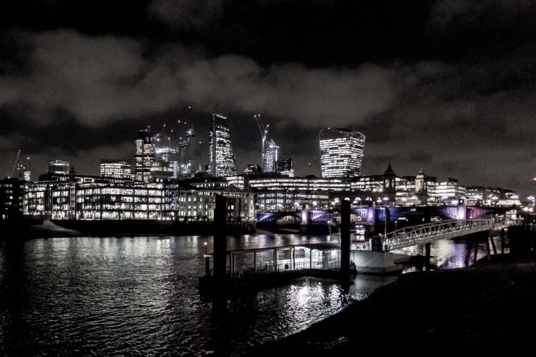 London night out 5