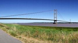 Humber Bridge June18 01