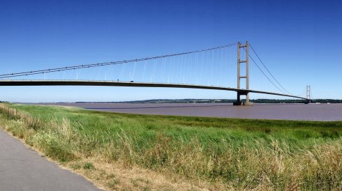 Humber Bridge June18 01