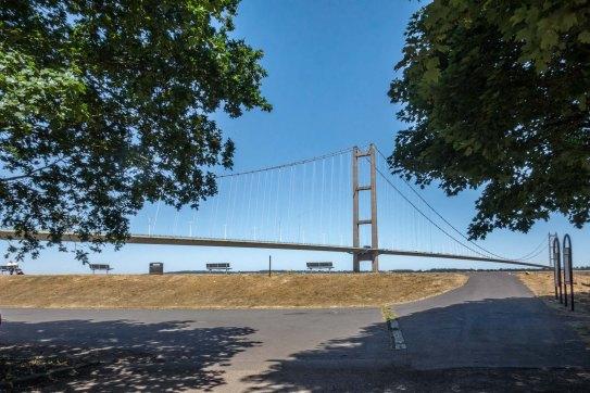 Humber Bridge June18 07