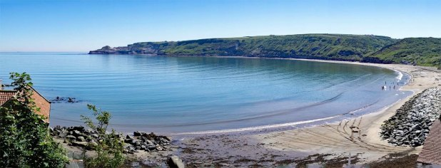 Runswick Bay June18 03