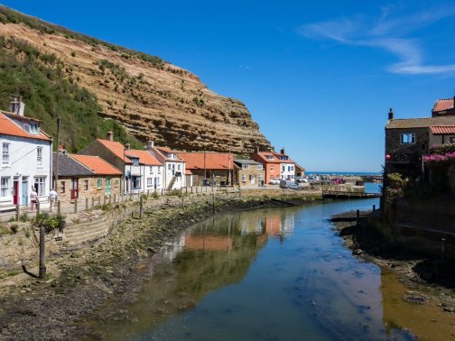 Staithes June18 08