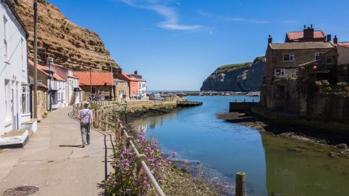 Staithes June18 09